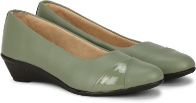Denill Bellies For Women(Olive)