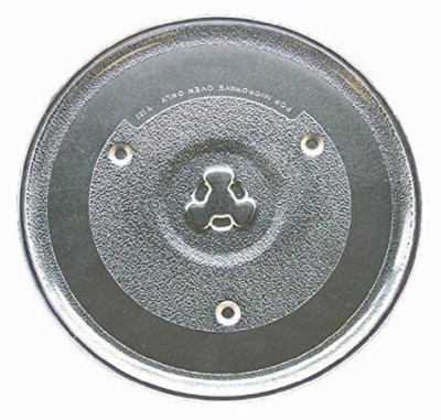 Myra 10.5 Inch Microwave Oven Replacement Turntable Plate Fiber Glass Competible With Model No: Onida MO23CJS11B Coupler Fiber Glass Microwave...