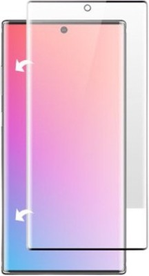 COVERS ECLAT MOBITECH LLP Front and Back Screen Guard for Samsung Galaxy Note 10(Pack of 2)