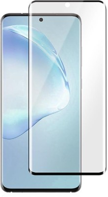 COVERS ECLAT MOBITECH LLP Front and Back Screen Guard for Samsung Galaxy S20 Plus(Pack of 2)