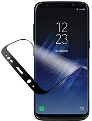 COVERS ECLAT MOBITECH LLP Screen Guard for Samsung Galaxy S8(Pack of 1)