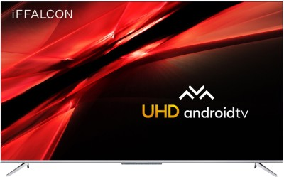 iFFALCON by TCL 138.6cm (55 inch) Ultra HD (4K) LED Smart Android TV with HandsFree Voice Search(55K71)