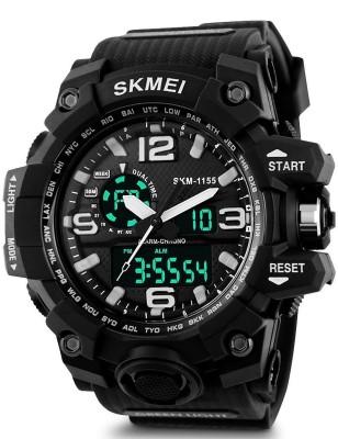Skmei ad1166 Analog-Digital Watch  - For Boys