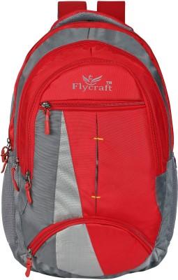 Flycraft simn.1361 Waterproof Backpack(Red, 30)