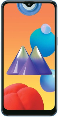 Samsung Galaxy M01s  (Light Blue, 32 GB)(3 GB RAM)