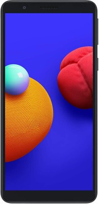 Samsung M01 core (Black, 16 GB)(1 GB RAM)