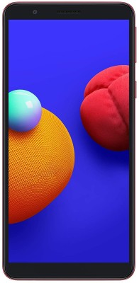 Samsung M01 core (Red, 32 GB)(2 GB RAM)