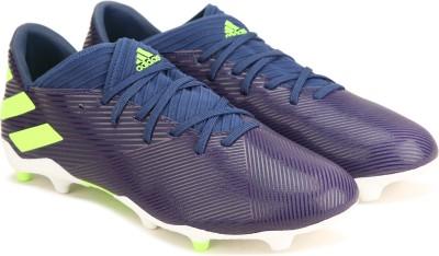 ADIDAS Nemeziz Messi 19.3 Fg Football Shoes For Men Green ADIDAS Sports Shoes