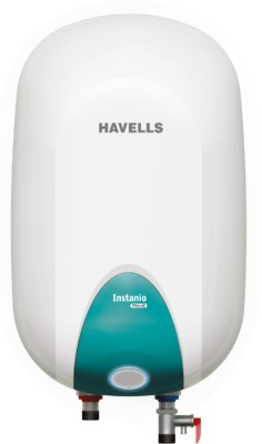 Havells 15 L Storage Water Geyser (Instanio Prime, White & Blue)
