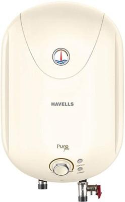 HAVELLS 10 L Storage Water Geyser (Puro Plus, ivory)