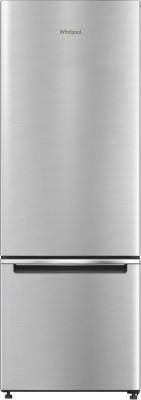 Whirlpool 325 L Frost Free Double Door Bottom Mount 3 Star (2020) Refrigerator(Omega Steel, IFPRO BM INV 340 ELT OMEGA STEEL (3S)-N)