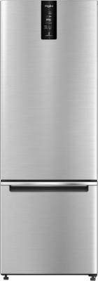 Whirlpool Frost Free 265L Double Door Refrigerator (If 278 Elt 3S  Illusia Steel) 1