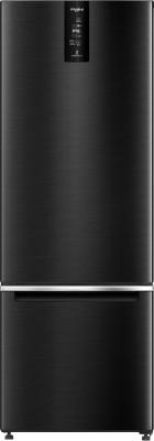 Whirlpool 325 L Frost Free Double Door Bottom Mount 2 Star (2020) Refrigerator(Steel Onyx, IFPRO BM INV 340 ELT+ STEEL ONYX (2S)-N)