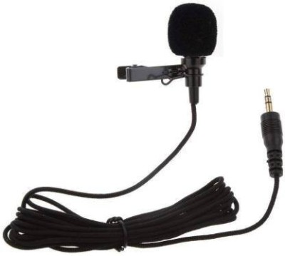 ATARC 3.5mm Clip Microphone For Youtube   Collar Mike for Voice Recording   Lapel Mic Mobile, PC, Laptop, Android Smartphones, DSLR Camera Microphone Microphone