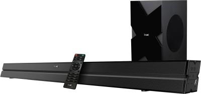 boAt Aavante Bar 1550 120 W Bluetooth Soundbar(Premium Black, 2.1 Channel)