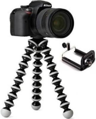 "XGMO Octopus Gorilla Tripod 13"" Inch - Super Flexible Foldable for All Smartphone Action and DSLR Camera"