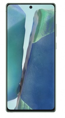 Samsung Galaxy Note 20 (Mystic Green, 256 GB)(8 GB RAM)