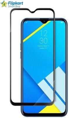 Flipkart SmartBuy Edge To Edge Tempered Glass for Realme Narzo 10, Realme Narzo 10A, Realme 5, Realme 5i, Realme 5s, Realme C3, Oppo A9 2020, Oppo A5 2020, Oppo A31, Micromax IN 1b(Pack of 1)