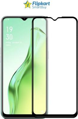 Flipkart Smartbuy Edge To Edge Tempered Glass for Oppo A31(Pack of 1)