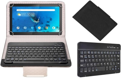 ACM Keyboard Case for Lenovo Tab M10 10.1 inch(Black, Cases with Holder)