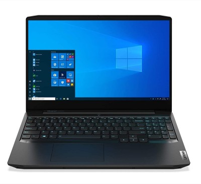 lenovo IdeaPad Core i5 10th Gen - (8 GB/1 TB HDD/256 GB SSD/Windows 10/4 GB Graphics) 81Y400DXIN Notebook(15.6 inch, Onyx...