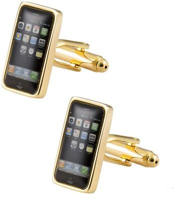 ZIVOM Brass Cufflink(Silver)