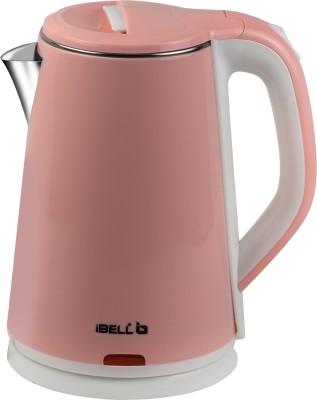 iBELL SEKR20L Electric Kettle(2 L, Pink)
