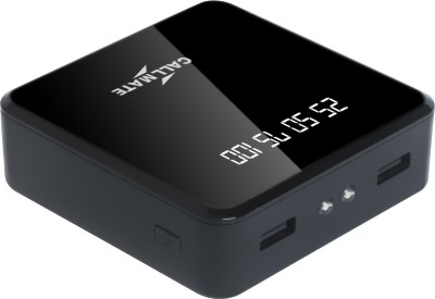 Callmate 8000 mAh Power Bank  18 W, Fast Charging  Black, Lithium ion Callmate Power Banks