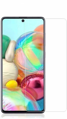 Power Tempered Glass Guard for Samsung Galaxy M31s(Pack of 1)