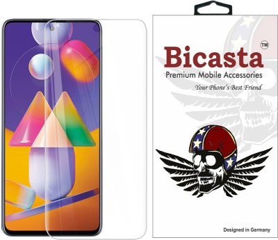 Bicasta Tempered Glass Guard for Samsung Galaxy M31s(Pack of 1)
