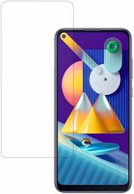 Power Tempered Glass Guard for Samsung Galaxy M11(Pack of 1)