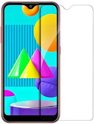Power Tempered Glass Guard for Samsung Galaxy M01(Pack of 1)