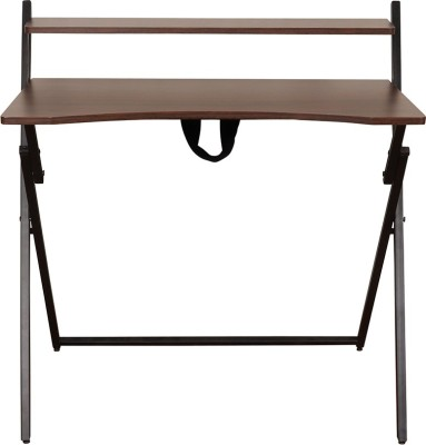 Flipkart Perfect Homes Studio Piano Engineered Wood Study Table(Free Standing, Finish Color - Brown)