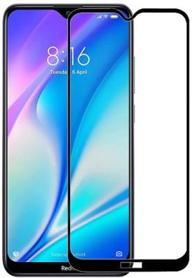KARTRAY Edge To Edge Tempered Glass for Mi Redmi 8A Dual, Mi Redmi 8, Mi Redmi 8A(Pack of 1)