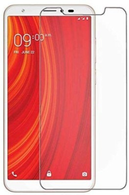 CHVTS Tempered Glass Guard for Lava Z61 Pro(Pack of 1)