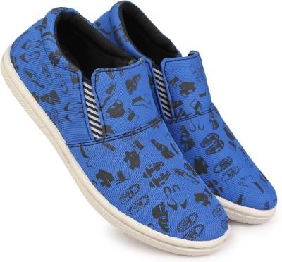 Kzaara Outdoors For Men Blue Kzaara Casual Shoes