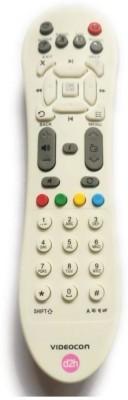TopamTop Videocon d2h remote Videocon setup box Remote Controller