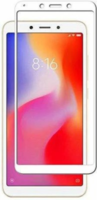 Riff Tempered Glass Guard for Mi Redmi 6A(Pack of 1)