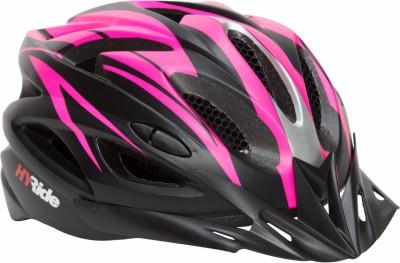 Schrodinger Schrodinger15 60007 Adult Bicycle Cycle Helmet MATT Pink- Black Diameter 58-63cm Cycling Helmet(Matt Pink, Black)
