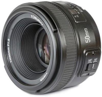 Yongnuo 50mm f/1.8 for Nikon Lens(Black, 50 mm)