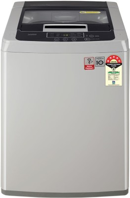 LG 7 kg 5 star Fully Automatic Top Load Silver(T70SKSF1Z)