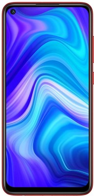 Redmi Note 9 (Scarlet Red, 128 GB)(6 GB RAM)