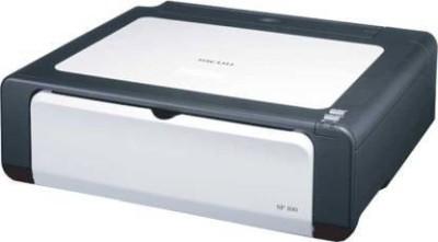 Ricoh SP 100 Single Function Monochrome Printer White, Grey, Toner Cartridge