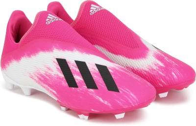 ADIDAS X 19.3 LL FG Football Shoes For Men White