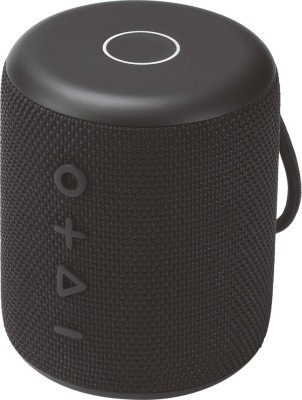 Portronics SoundDrum Plus 15 W Bluetooth Speaker(Black, Stereo Channel)