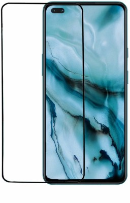 Ravbelli Edge To Edge Tempered Glass for OnePlus Nord, OnePlus Nord(Pack of 1)