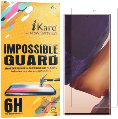 iKare Impossible Screen Guard for Samsung Galaxy Note 20 Ultra(Pack of 1)