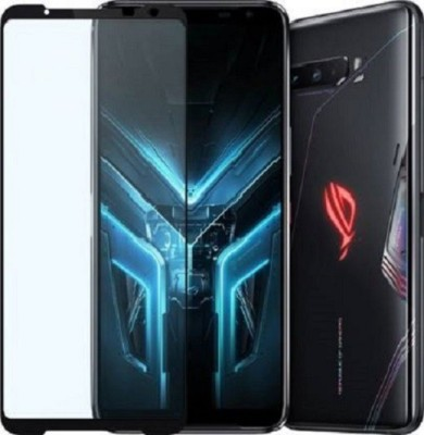 Cover Alive Tempered Glass Guard for Asus Rog Phone 3(Pack of 1)
