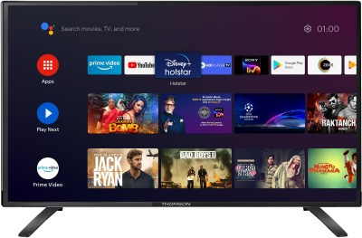 Thomson 9A Series 80cm (32 inch) HD Ready LED Smart Android TV  (32PATH0011)