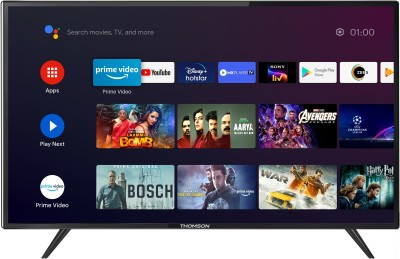 Thomson 9R Series 108cm (43 inch) Ultra HD (4K) LED Smart Android TV  (43PATH4545)
